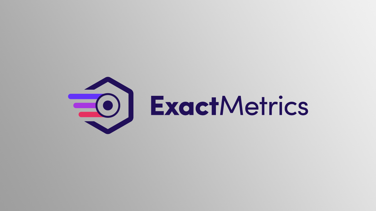 ExactMetrics Analytics Tool Logo
